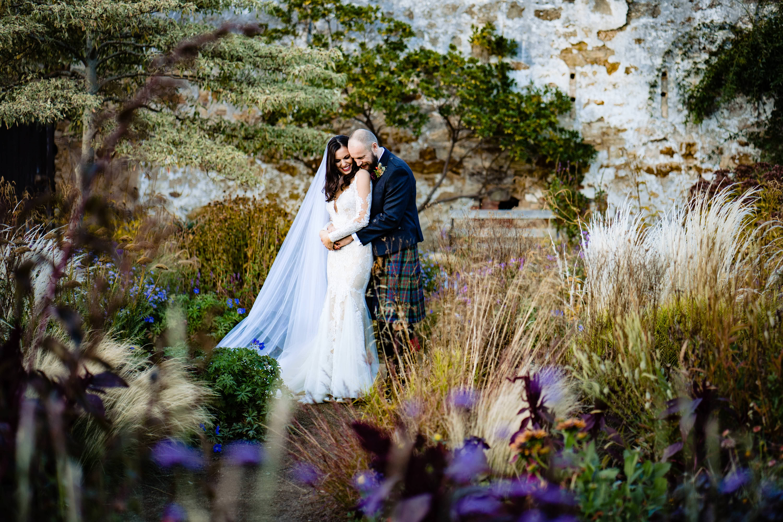 A Beautiful Sunny Autumn Wedding
