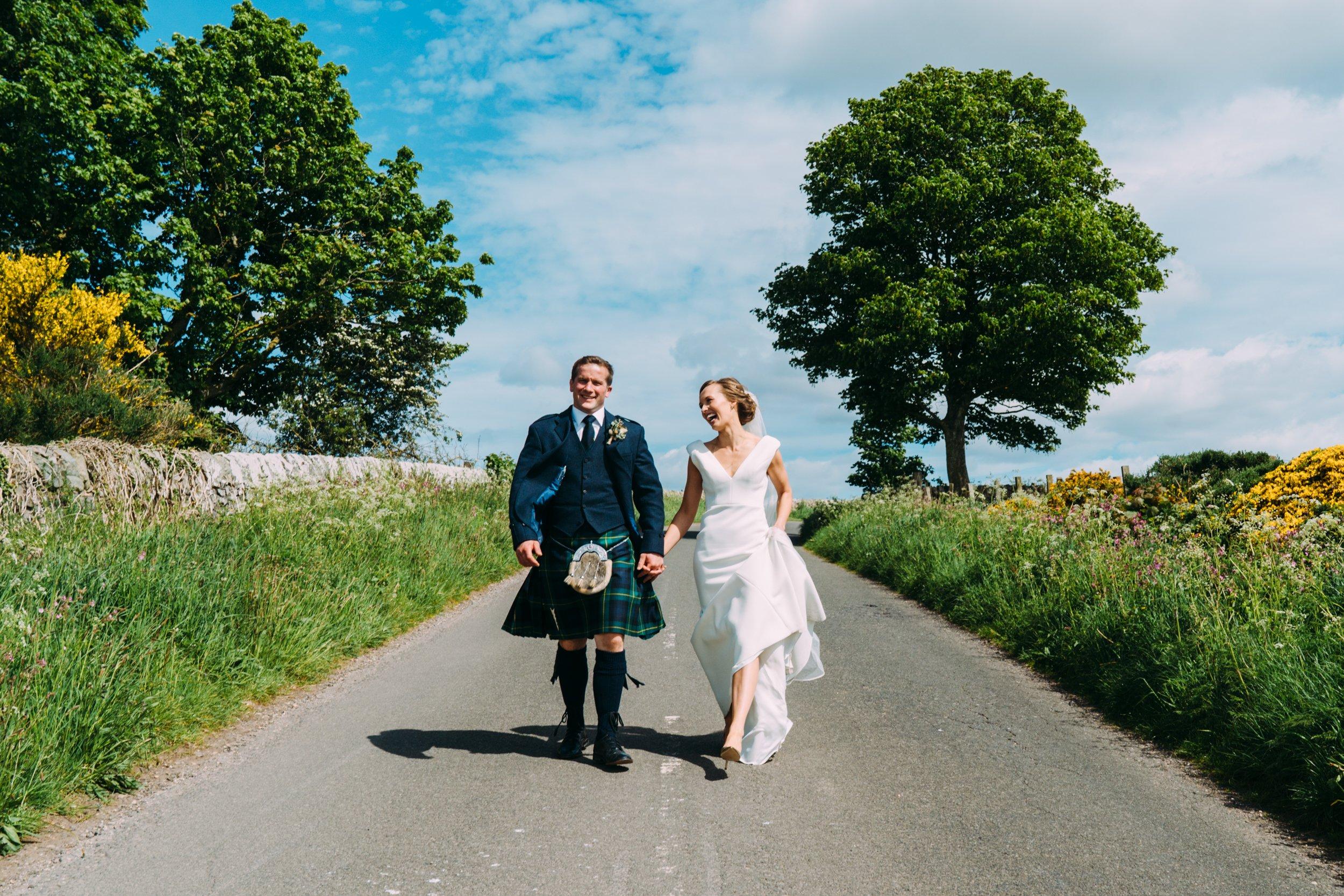 Farm Marquee Wedding
